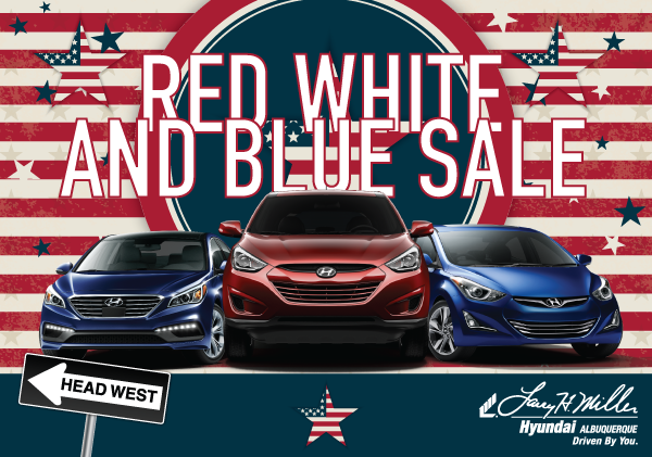 Red White and Blue Sale!