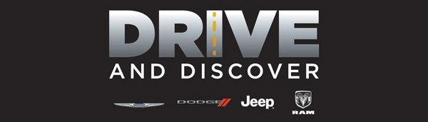 Drive and Discover